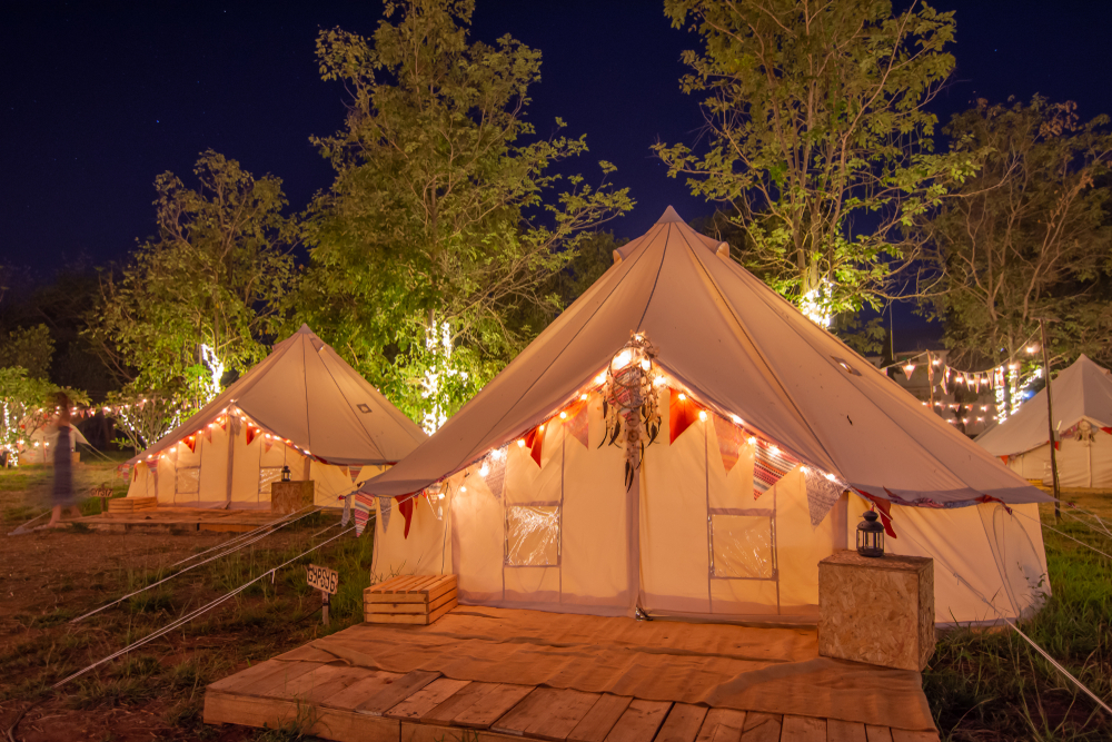 who makes the best tents for camping
