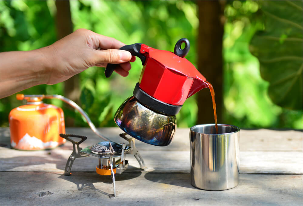 Coffee Brew Methods for Camping